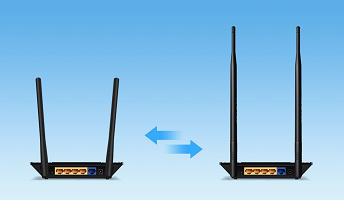 Не стоит только забывать, что если у вас две или три антенны для роутера, то заменить необходимо все три сразу, иначе ни о какой стабильной работе и том, чтобы усилить приём и раздачу wifi, нет речи