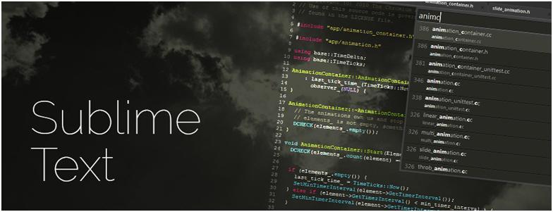 рис.1. Вначале следует скачать софт SublimeText (найти его можно на официальном портале sublimetext.com)