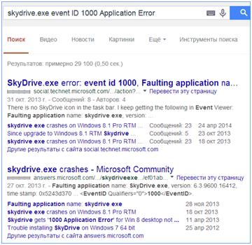 Для большей наглядности приведен пример запроса в поисковой строке браузера