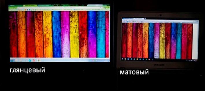 также: Выбираем экран и матрица одно и тоже зависимости