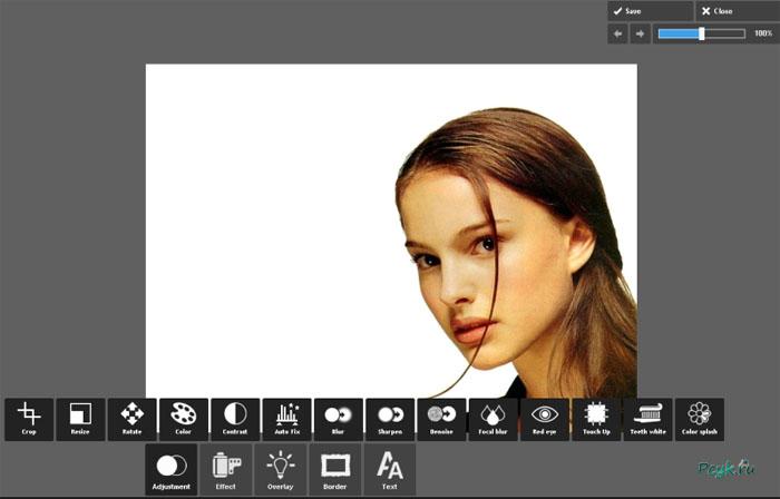 программа для обрезки фотографий онлайн