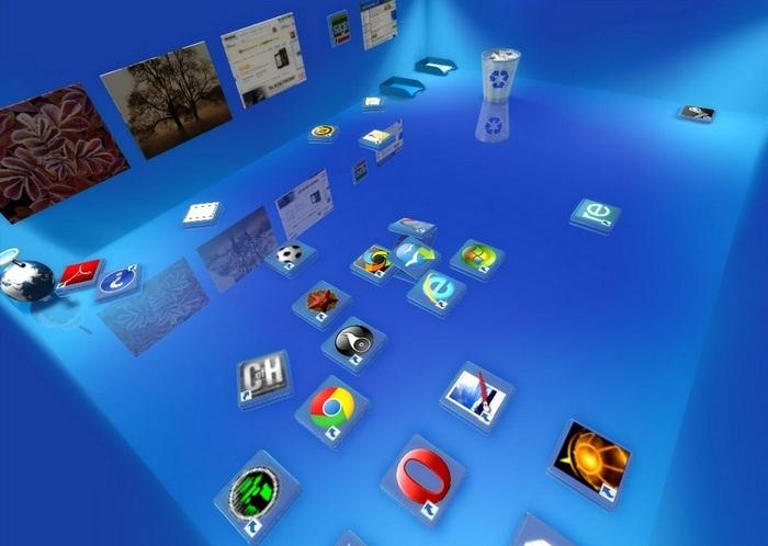 знакомство с ос windows описание рабочего стола