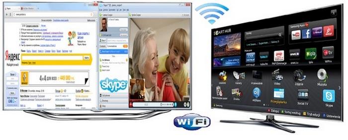 Как сделать wifi на телевизоре если на нем нет wifi - Ekolini.ru
