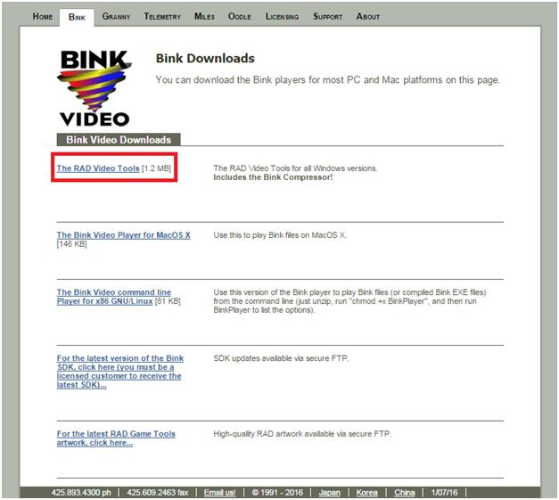 Как исправить ошибку binkw32 dll