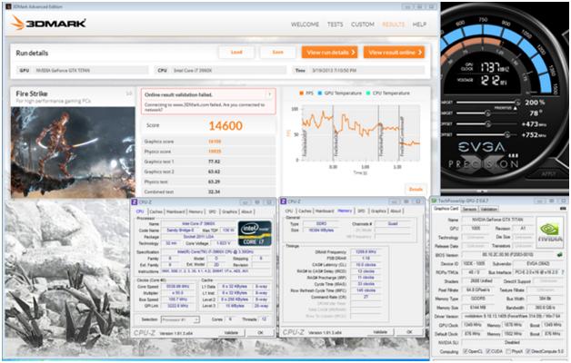 Удобно проводить мониторинг видеокарты в комплексе с современным графическим процессором