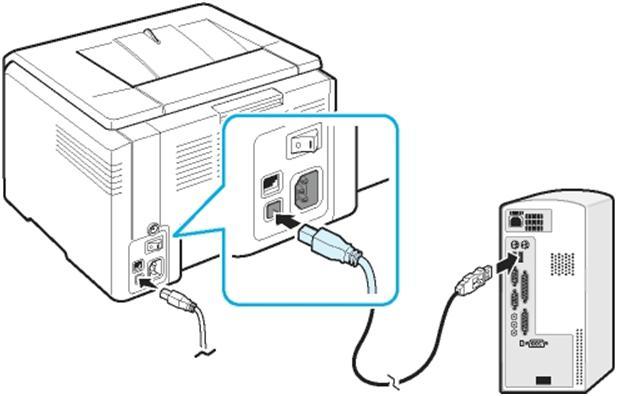 Отключите USB-кабель и проверьте его на наличие порывов или замените другим