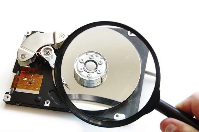 Восстановление данных после удаления из корзины