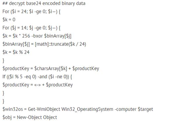 Данные реестра Windows 10