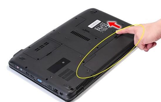 Батарея ноутбука
