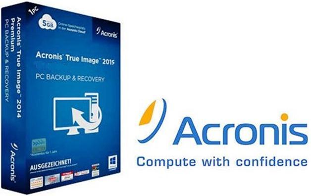 Как сделать копию системы acronis true image