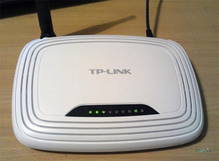 Tp Link Tl Wr740n Manual