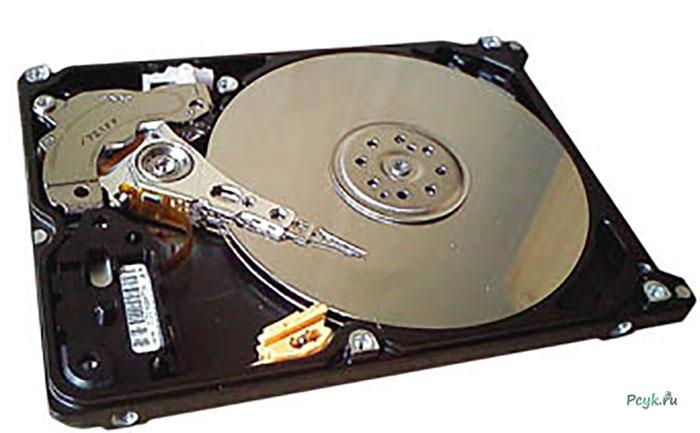 Битые сектора на диске