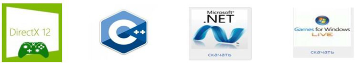 Microsoft Visual C++, .NET Framework и Games for Windows