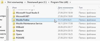 Как правило, папка с инсталлированной программой располагается по адресу: C:\Program Files