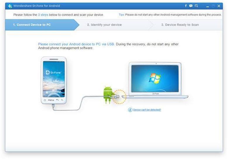 Процесс подключения Android к ПК